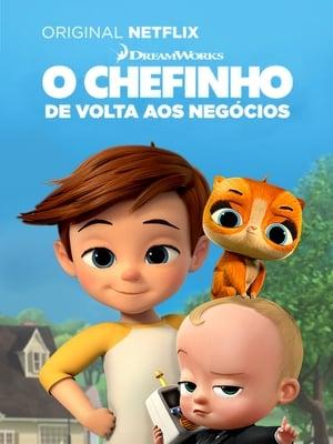 O Chefinho: De Volta aos Negócios 2ª Temporada Torrent, Download, movie, filme, poster