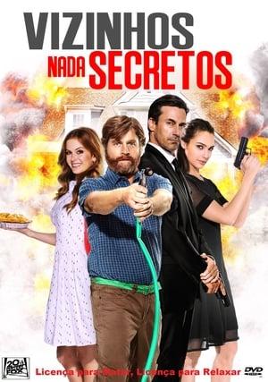 Vizinhos Nada Secretos Torrent, Download, movie, filme, poster