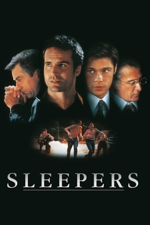 Sleepers (1996) is one of the best movies like Gone Girl (2014)