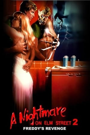 Poster A Nightmare on Elm Street Part 2: Freddy's Revenge (1985)