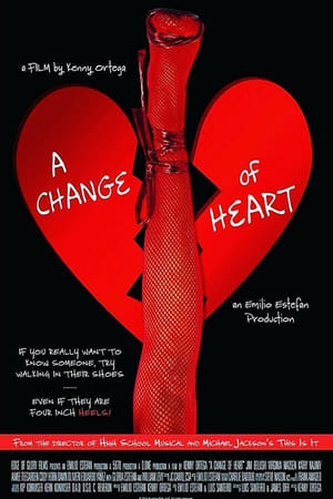 Poster A Change of Heart (2017)