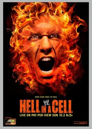 WWE Hell in a Cell 2011-John Cena