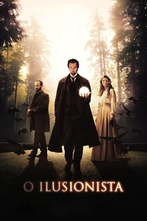 O Ilusionista Torrent, Download, movie, filme, poster