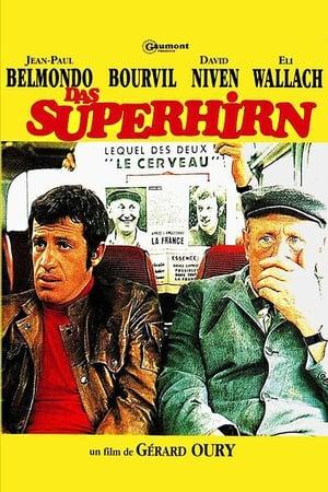 Das Superhirn Film