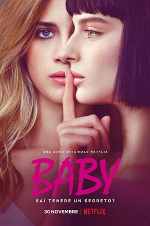 Baby 1ª Temporada Torrent, Download, movie, filme, poster
