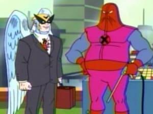 Harvey Birdman, Attorney at Law: 1×9
