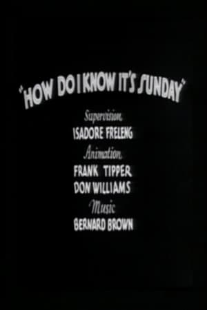 How Do I Know It's Sunday