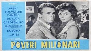 Italian movie from 1959: Poor Millionaires