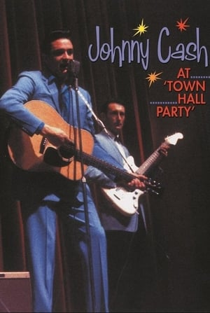 Johnny Cash at Town Hall Party 1958-1959