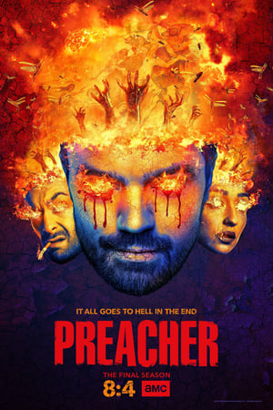 Preacher 4ª Temporada Torrent, Download, movie, filme, poster