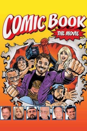 Comic Book: The Movie-Jill Talley