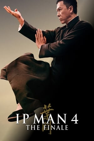 poster Ip Man 4: The Finale