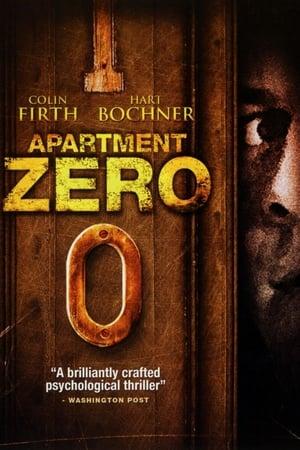 Apartment Zero-Hart Bochner