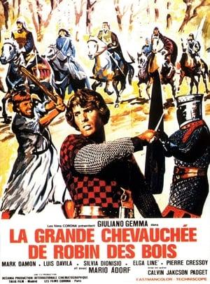 La grande chevauchée de Robin des bois (1971)