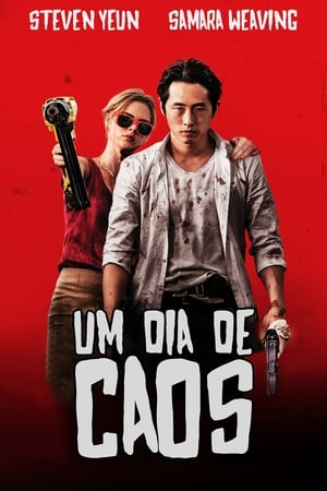 Um Dia de Caos Torrent, Download, movie, filme, poster