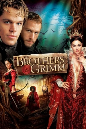 The Brothers Grimm (2005) is one of the best movies like Coraline (2009)