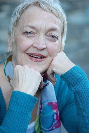 Nancy Linehan Charles isMrs. Cutter