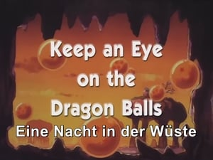 Keep an Eye on the Dragon Balls