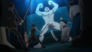 I'm Odd Jobs, and He's Shinsengumi