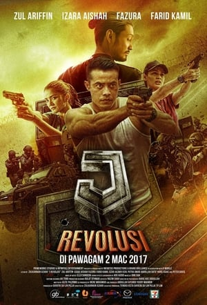 J Revolusi (2017) Full Movie