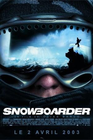 Snowboarder-Nicolas Duvauchelle