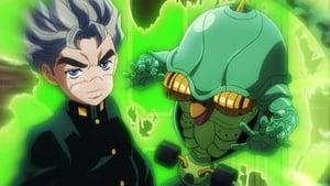 JoJo's Bizarre Adventure Season 3 :Episode 6  Koichi Hirose (Echoes)