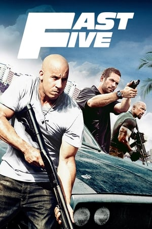 Poster Fast Five (2011)