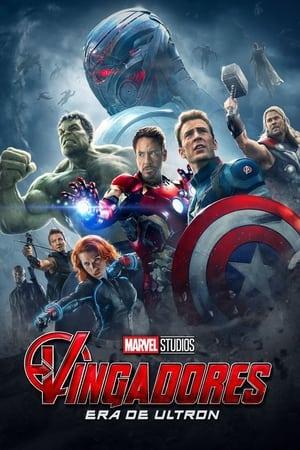 Vingadores: Era de Ultron - Poster