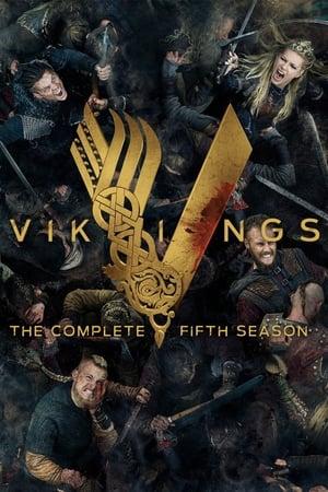 Vikings 5ª Temporada (2017) HDTV | 720p | 1080p Dublado e Legendado – Baixar Torrent Download