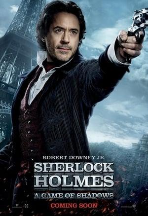 Filmposter Sherlock Holmes 3