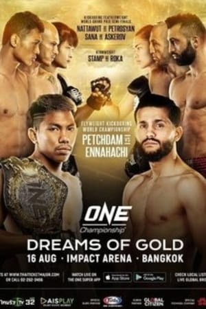 ONE Championship 98: Dreams of Gold