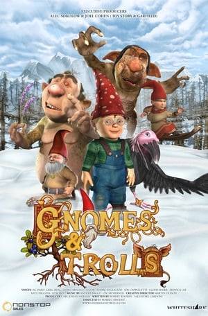 Gnomes and Trolls: The Secret Chamber-Elizabeth Daily