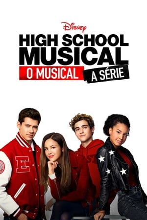 High School Musical – A Série 1ª Temporada Torrent, Download, movie, filme, poster