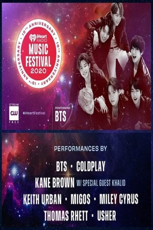 iHeartRadio Music Festival poster