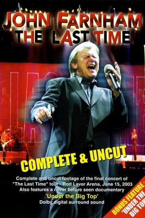 John Farnham – The Last Time