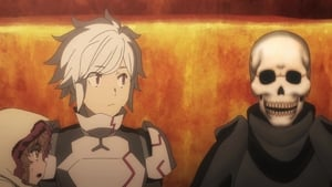 Is It Wrong to Try to Pick Up Girls in a Dungeon?: 3×4