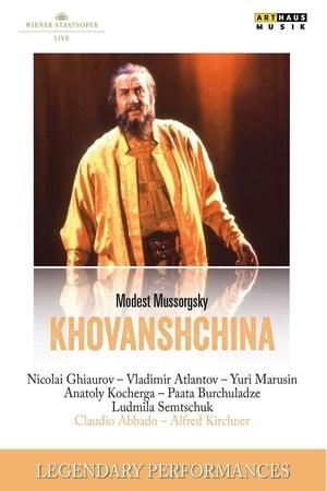 Mussorgsky Khovanshchina