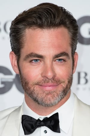 Chris Pine isDr. Alex Murry