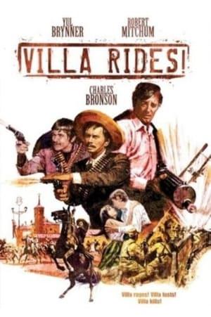 Pancho Villa reitet Film