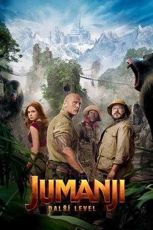 poster Jumanji: The Next Level