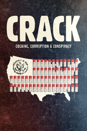 Poster Crack: Cocaine, Corruption & Conspiracy (2021)