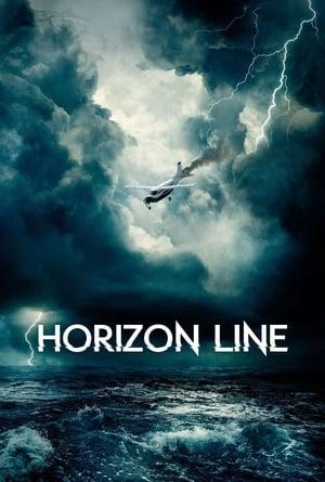 A Linha do Horizonte - Poster