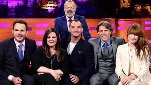 Melissa McCarthy, Jude Law, Chris Pratt, John Bishop, Florence and the Machine