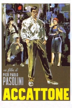 Poster Accattone (1961)