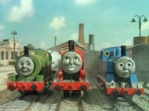 Thomas & Friends Season 3 :Episode 11  No Joke For James