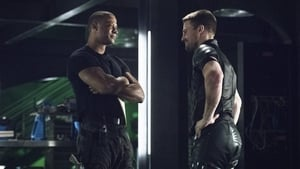 Arrow Season 4 :Episode 7  Sauver la paix
