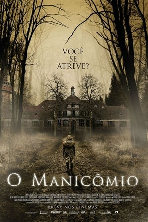 O Manicômio Torrent, Download, movie, filme, poster