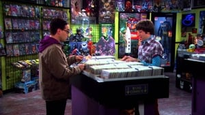 Episodio HD Online The Big Bang Theory Temporada 3 E7 La Amplificación del Guitarrista
