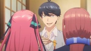 Gotoubun no Hanayome 1 Episódio 9
