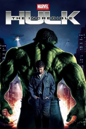 Poster The Incredible Hulk (2008)